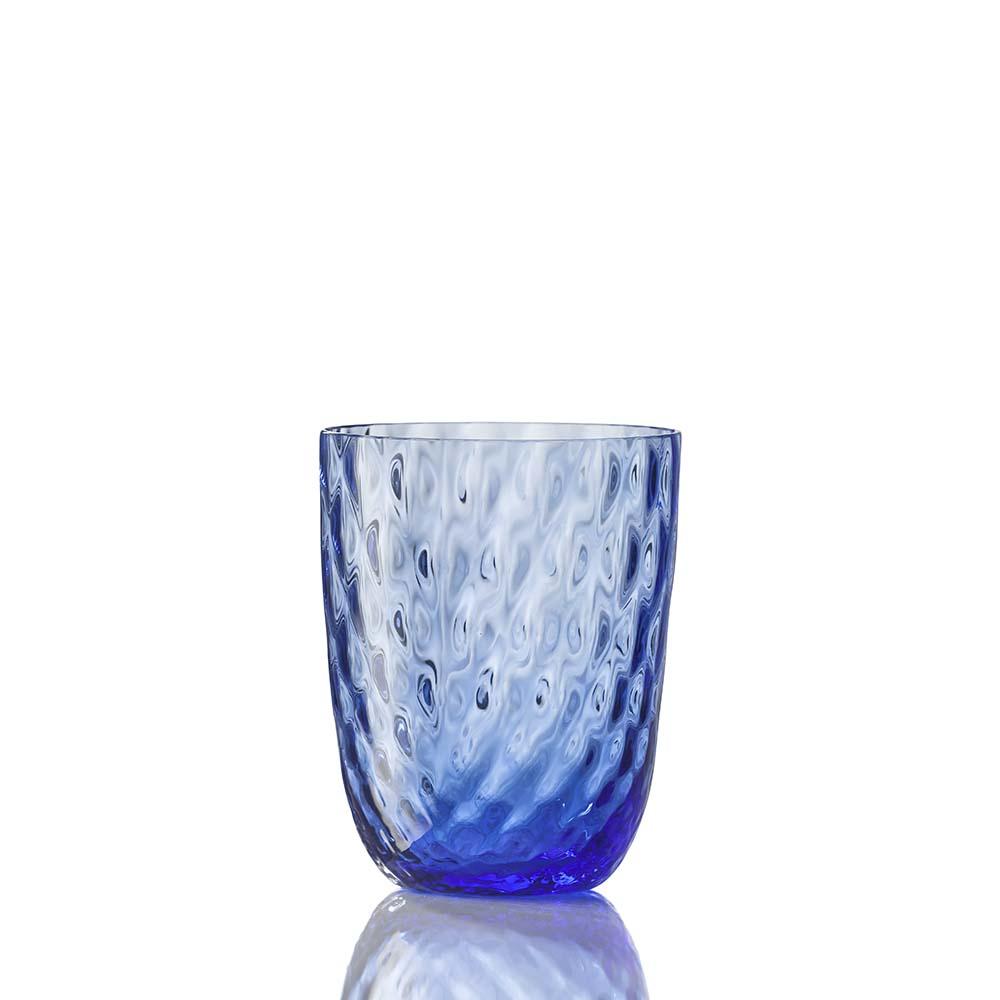Bicchiere Idra Balloton Bluino