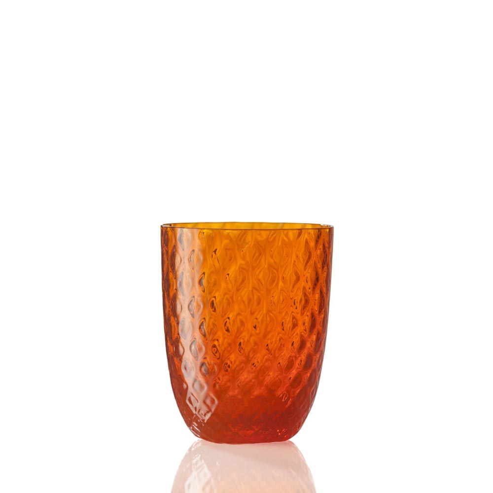 Bicchiere Idra Balloton Arancio