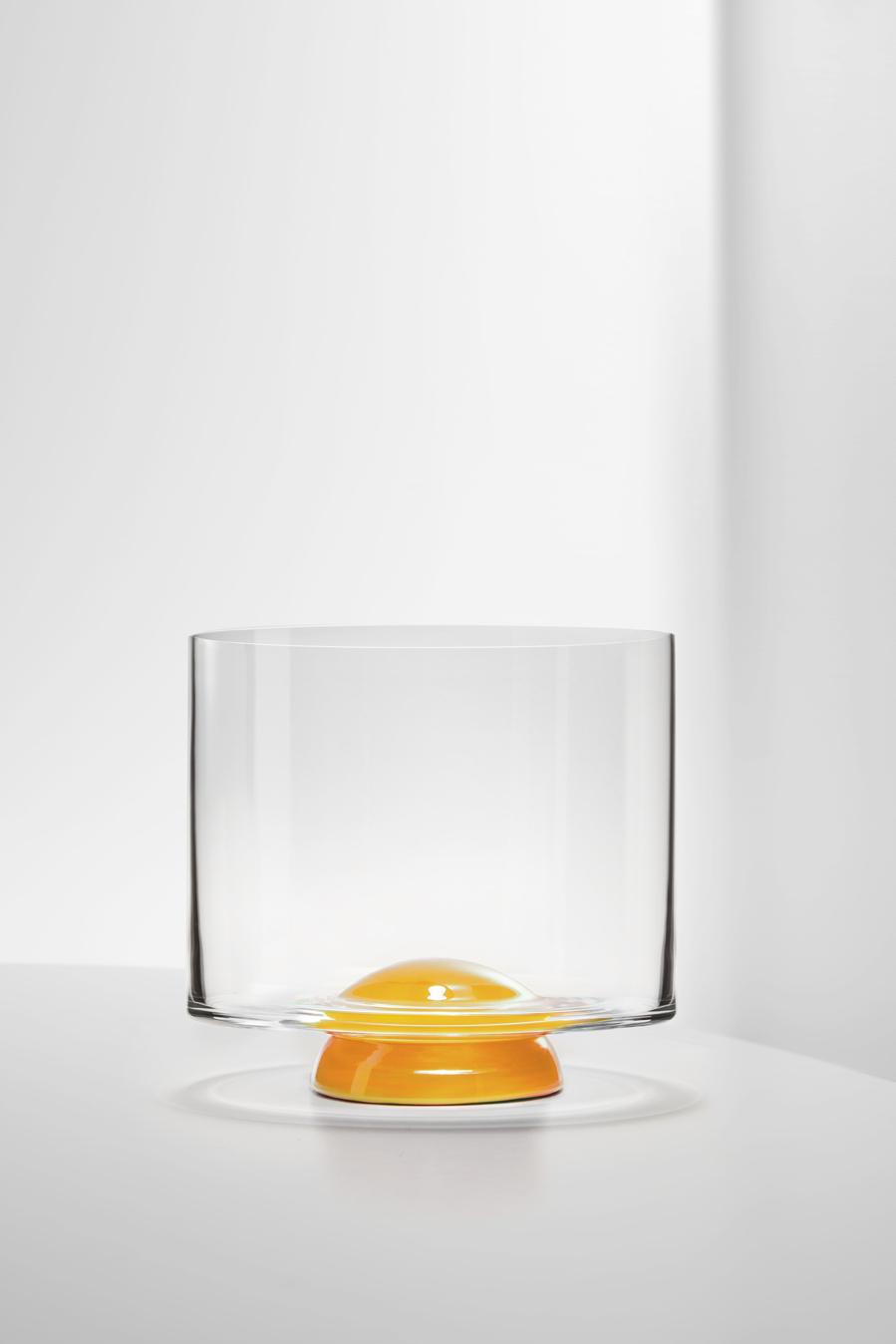 Bicchiere Whisky Dot Girasole