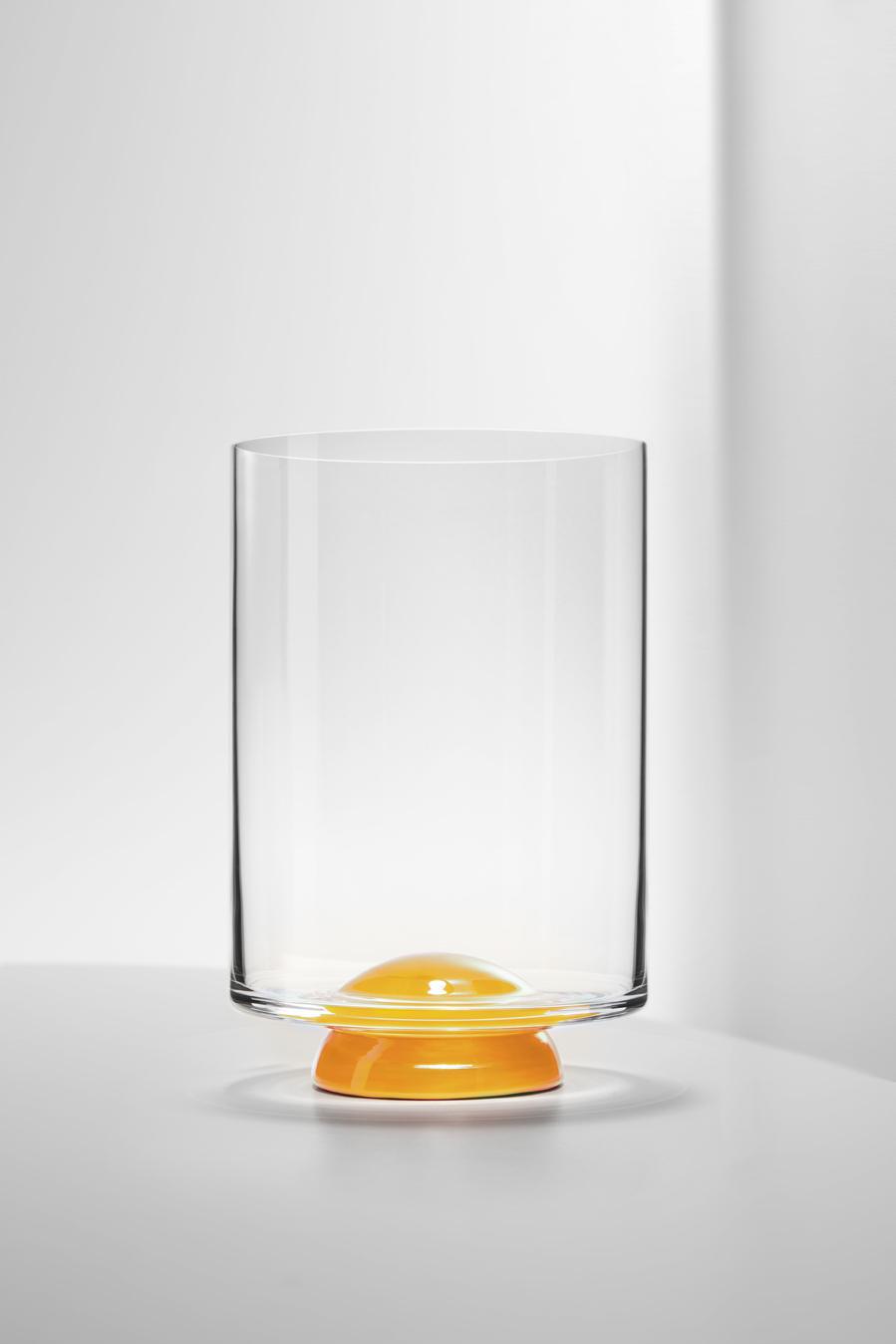 Bicchiere Acqua Dot Girasole