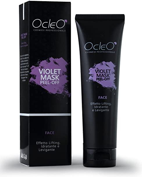 Ocleò - Violet mask peel-off 150ml