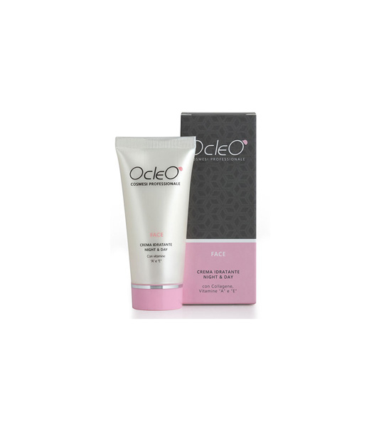 Ocleò - Crema idratante night & day 50ml