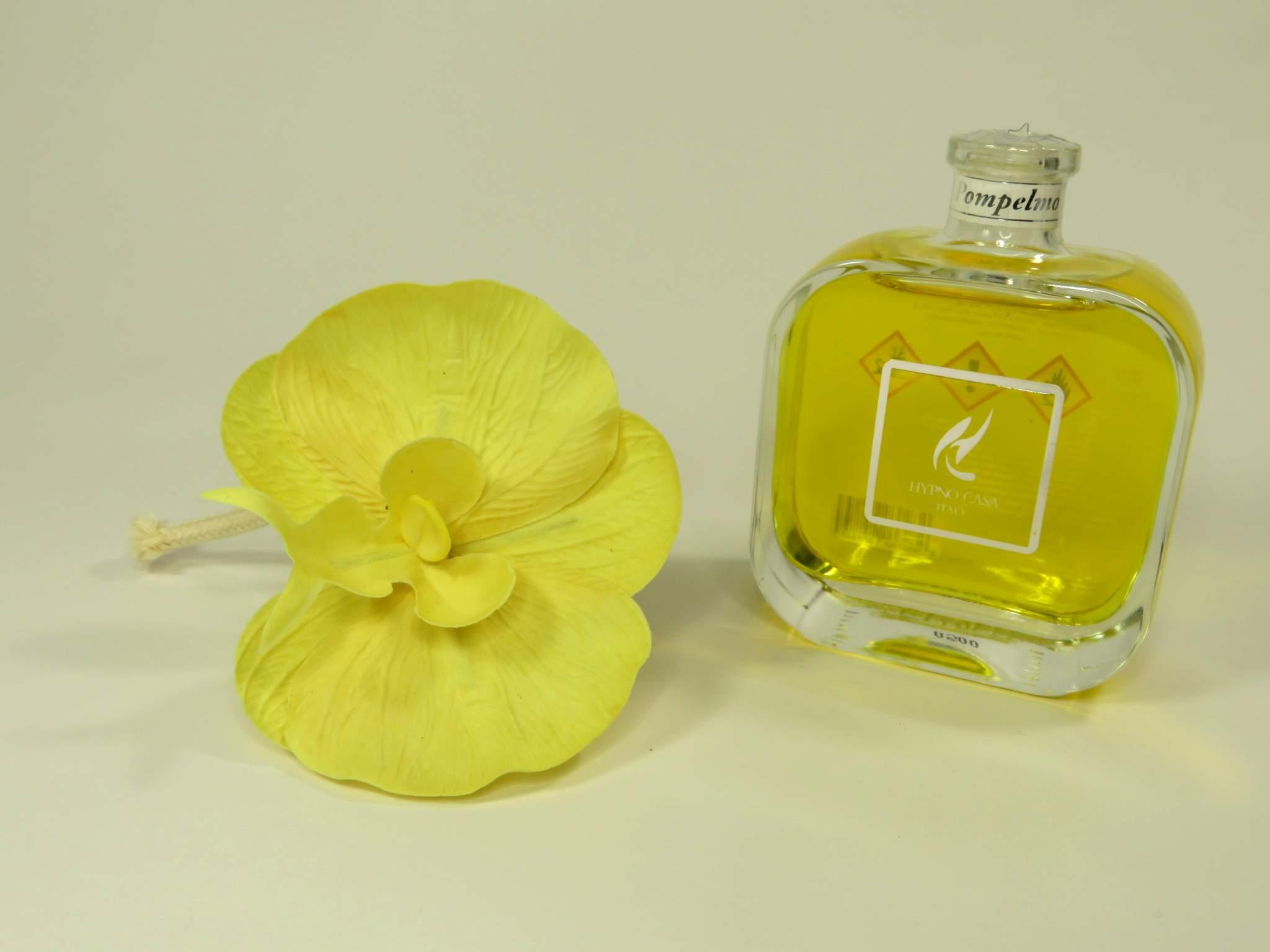 Profumatore con orchidea Pompelmo