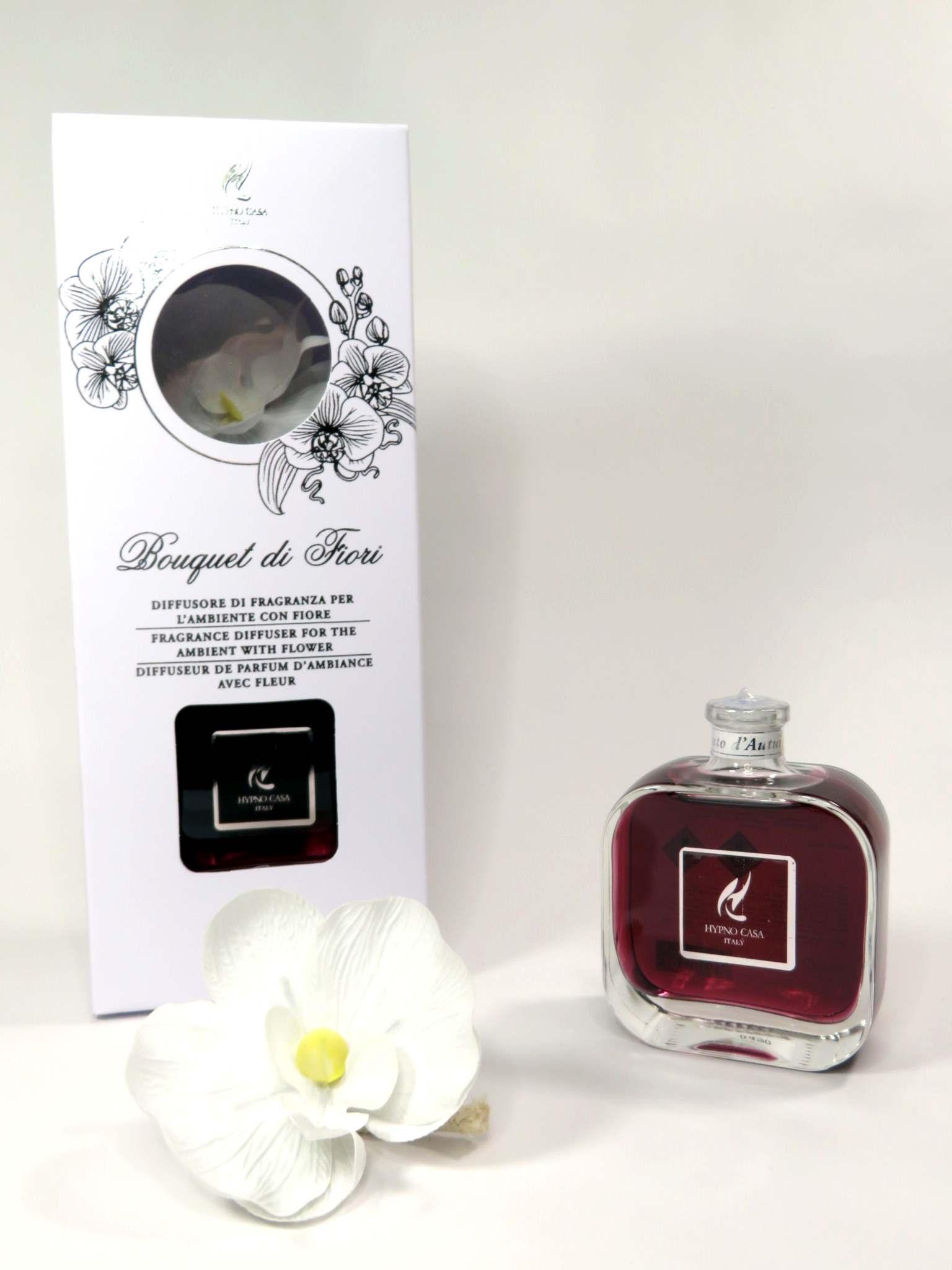 Profumatore con orchidea Mosto d'autunno