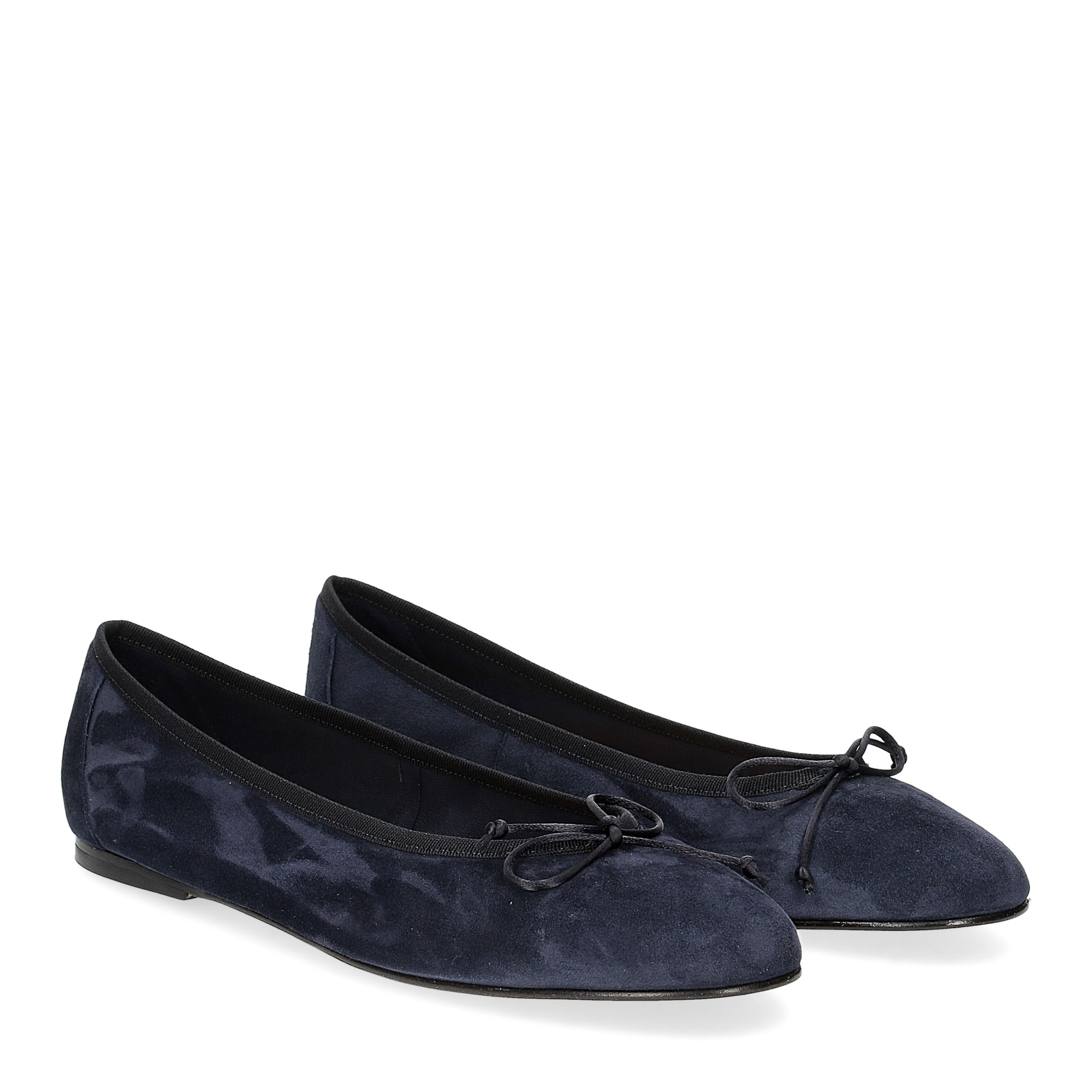 Micina Ballerina G700SF camoscio blu