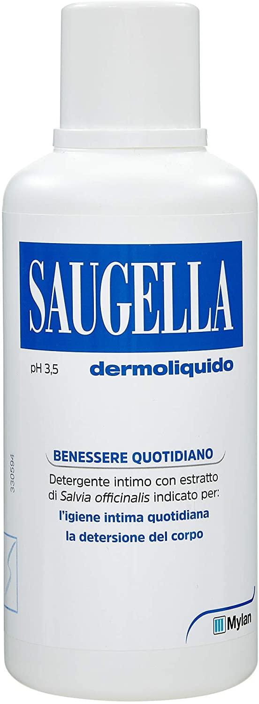 SAUGELLA intimo dermoliquido ph 3,5 500ml