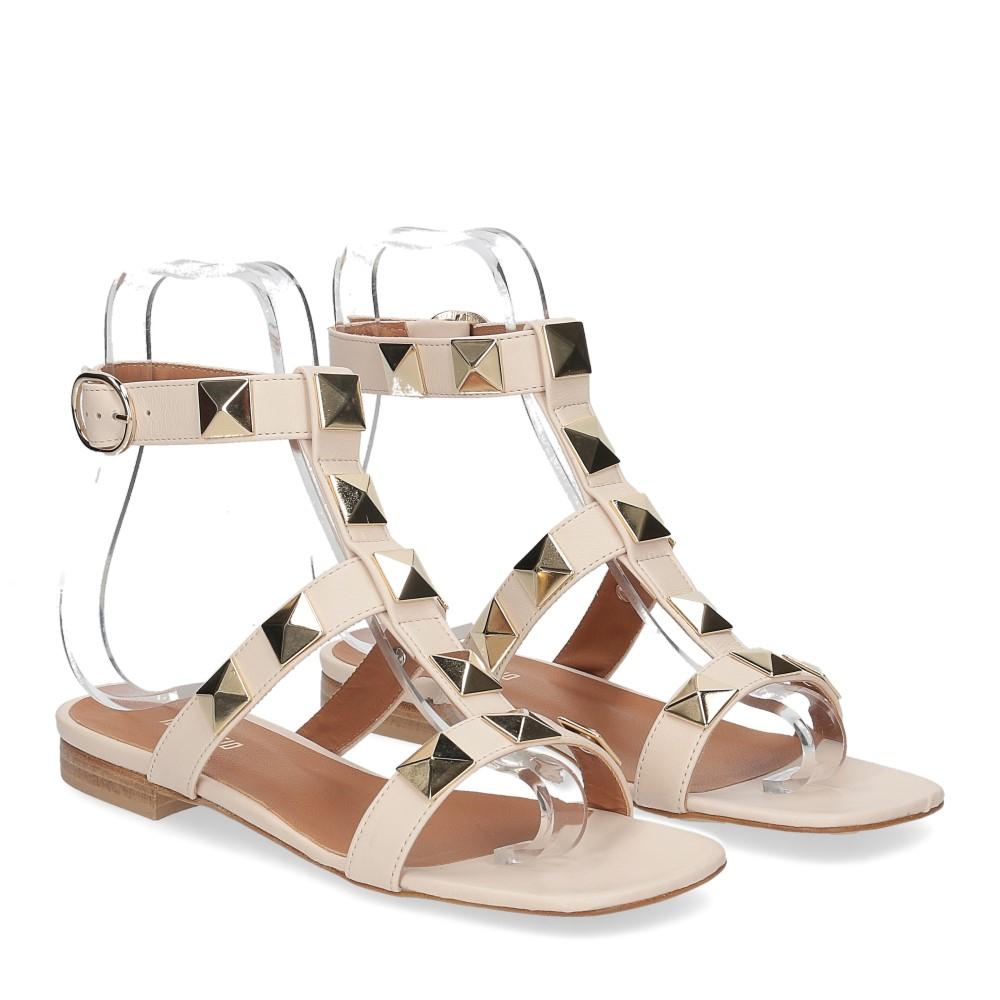 Il Laccio sandalo C108 pelle beige