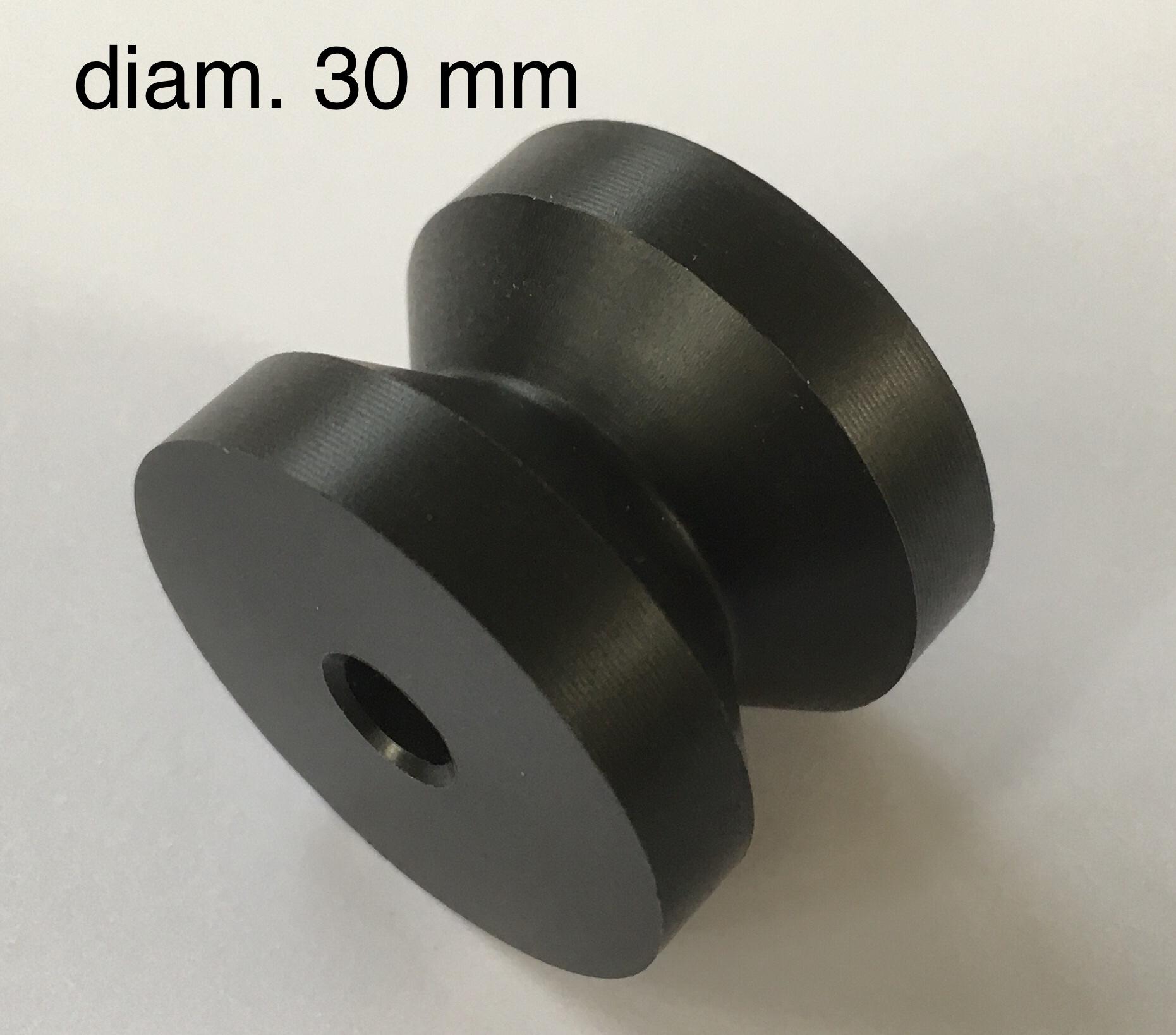 Puleggia guidafilo diametro 30mm