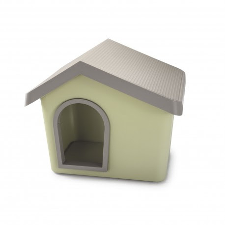 ZEUS 70  verde cuccia per cani 72.2x  61.8x  62.3 cm