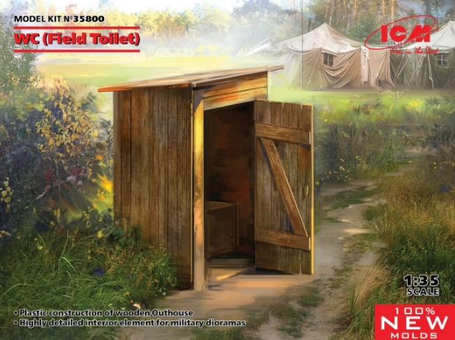 WC (Field Toilet)