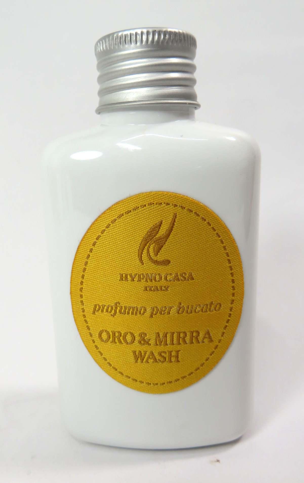Profumo lavatrice  oro&mirra wash 100ml