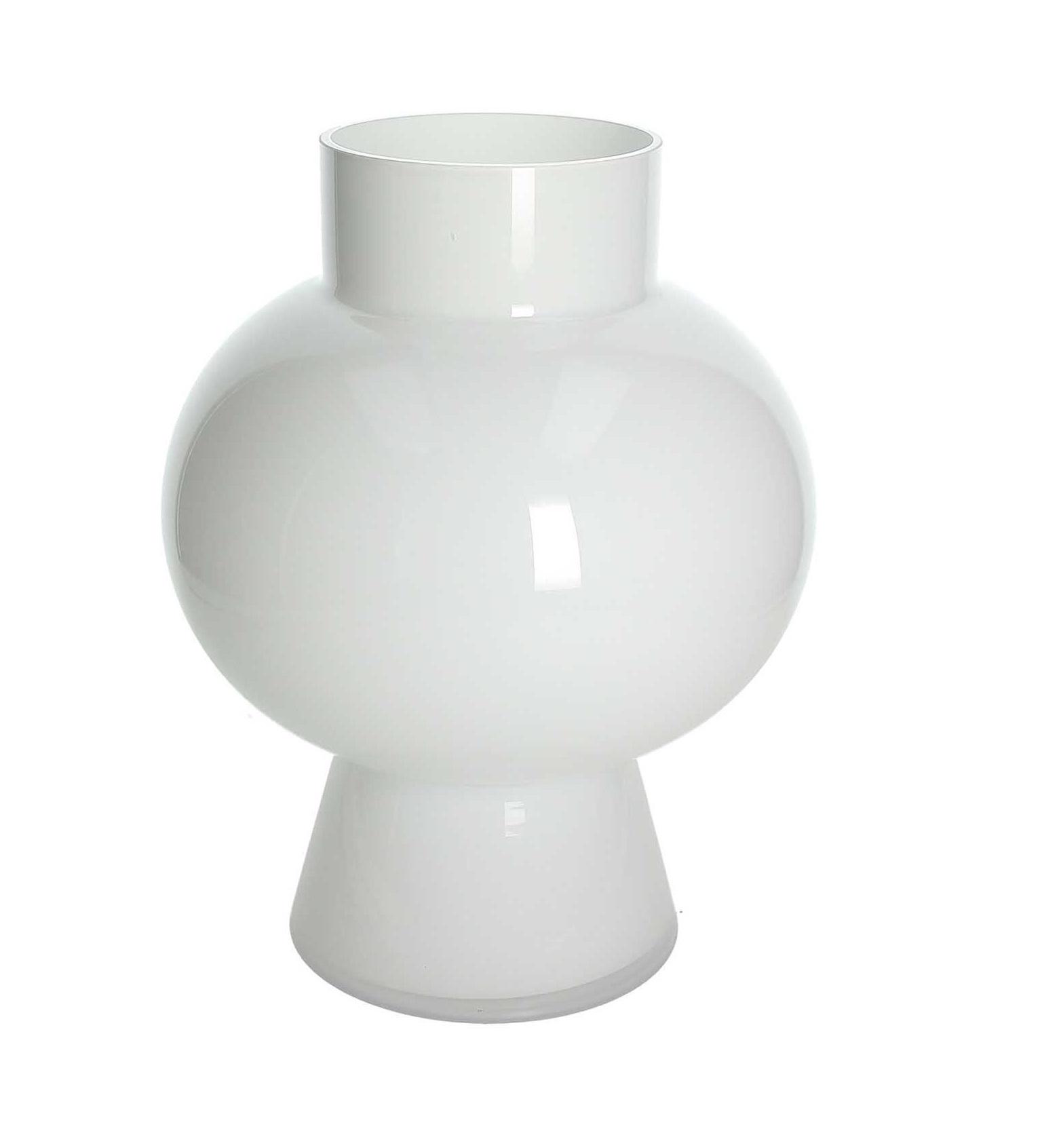 TOGNANA - Vaso Bianco Cm 46h, Kali