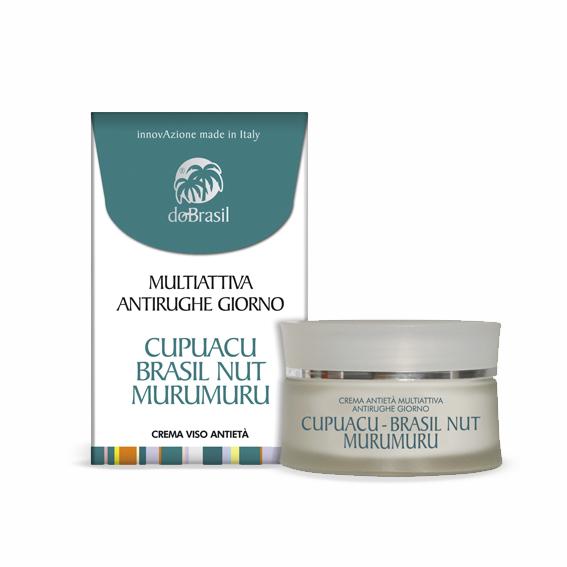 DoBrasil, Crema antietà multiattiva antirughe giorno 50ml