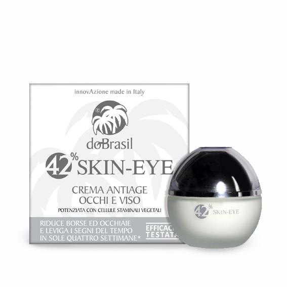DoBrasil, Skin Eye Cellule Staminali 42% 50ml