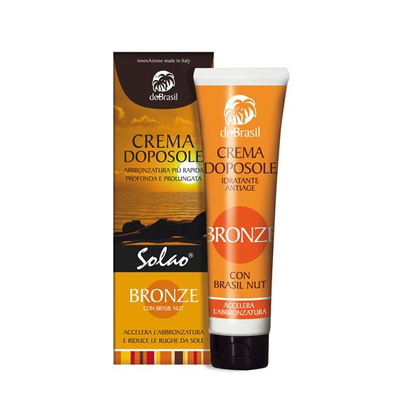 DoBrasil, Solao Crema doposole abbronzante bronze 150ml