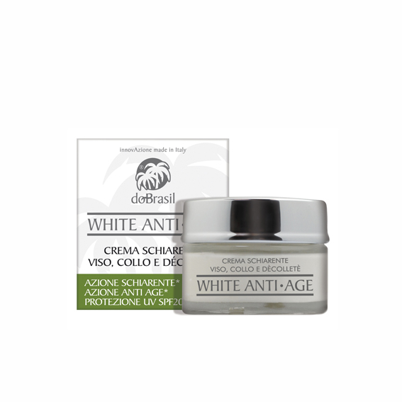 DoBrasil, Crema viso white anti-age 50ML