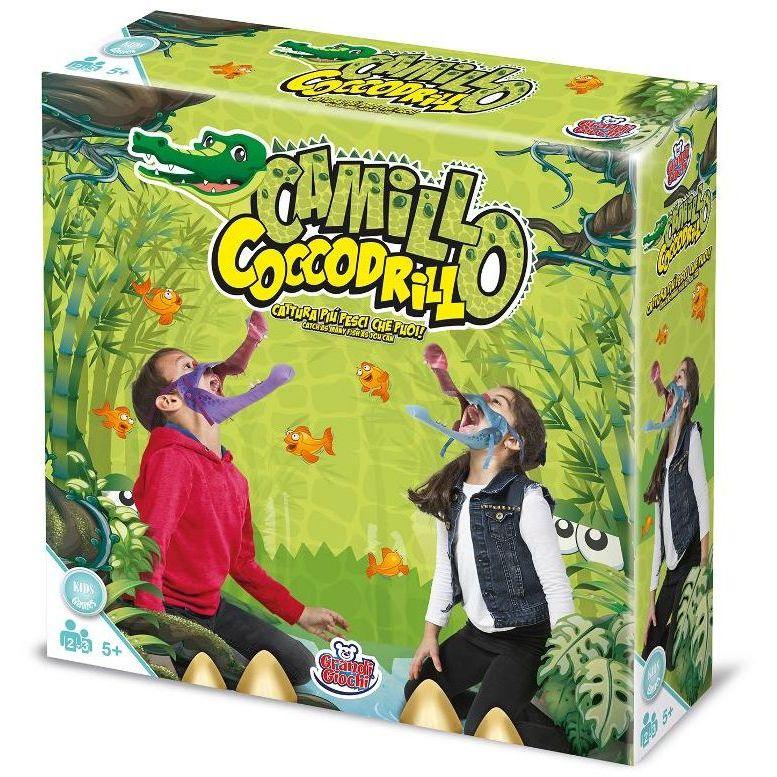 Grandi Giochi gioco Camillo Coccodrillo GG01315