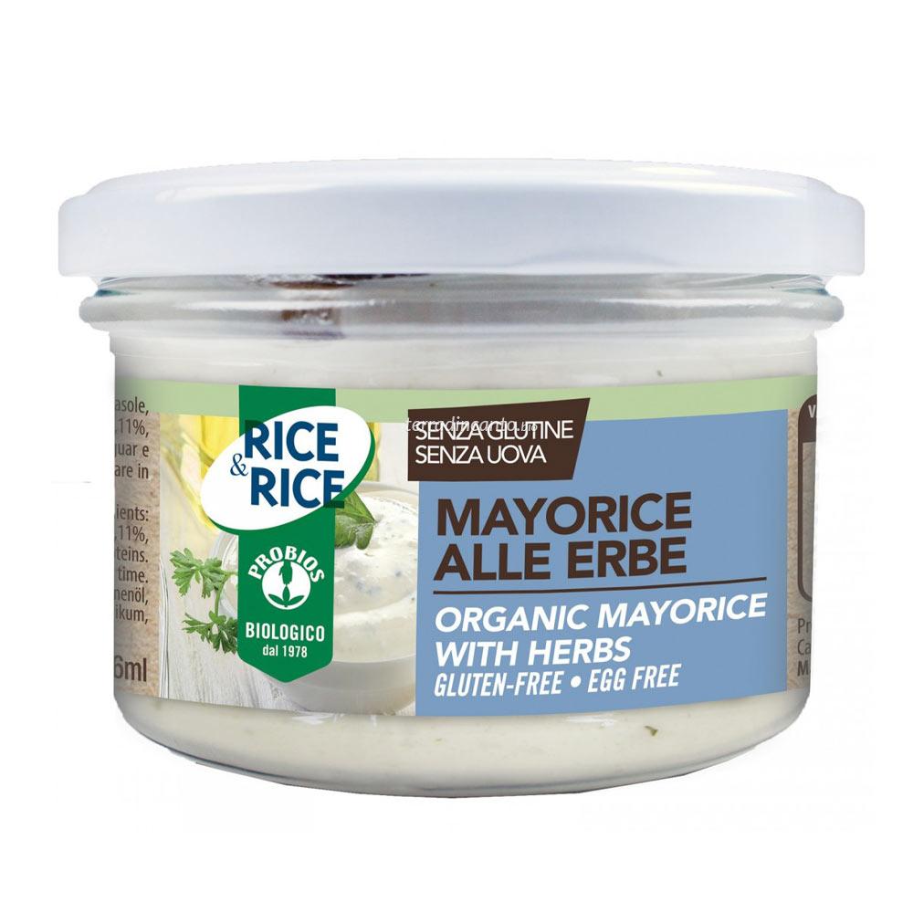 MAYORICE ALLE  ERBE  165 g  RICE & RICE