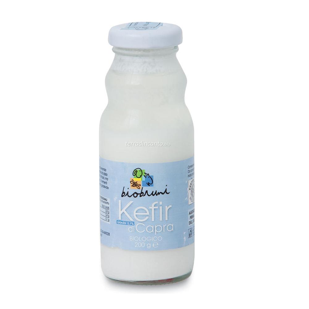 Kefir di latte di capra Biobruni