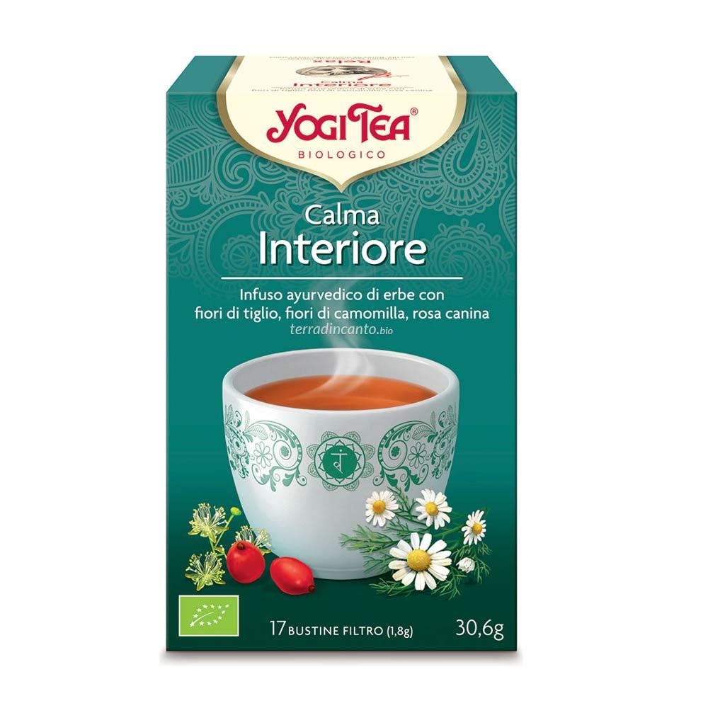 Yogi tea relax calma interiore Yogi tea