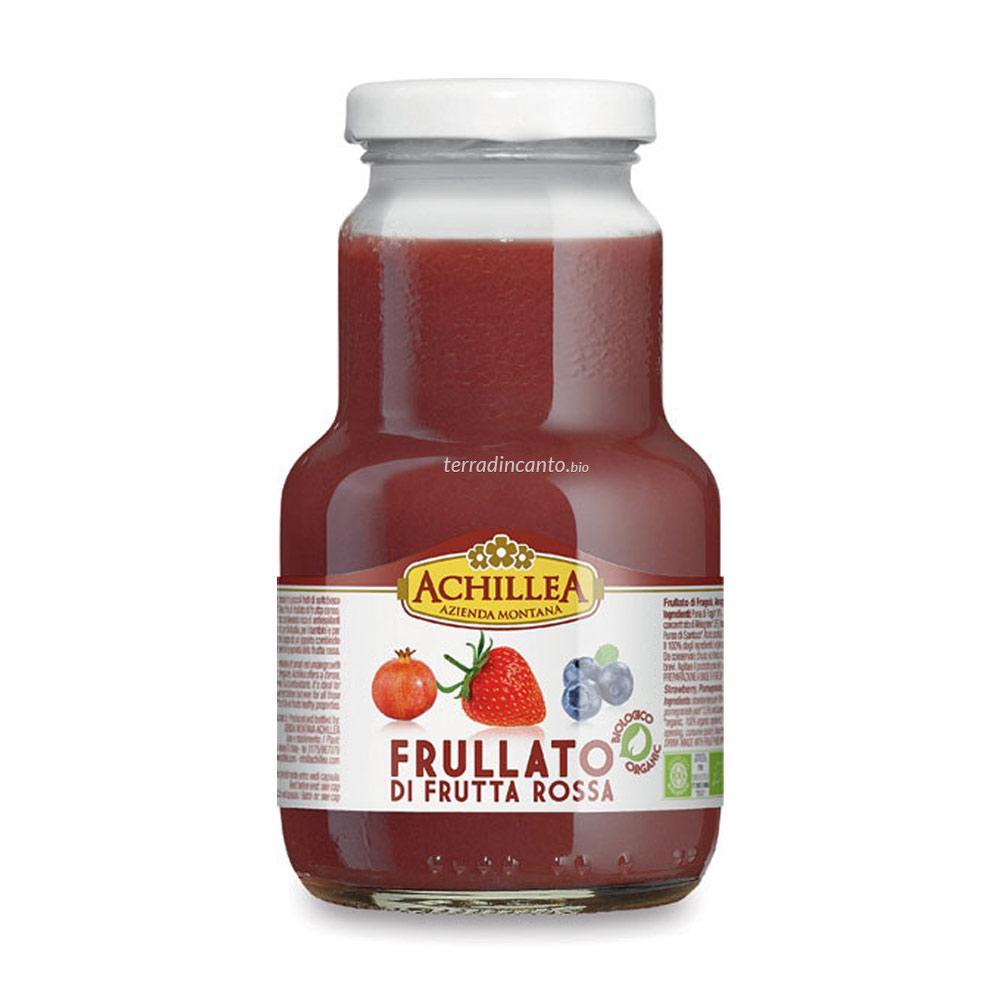 Frullato di frutta rossa Achillea