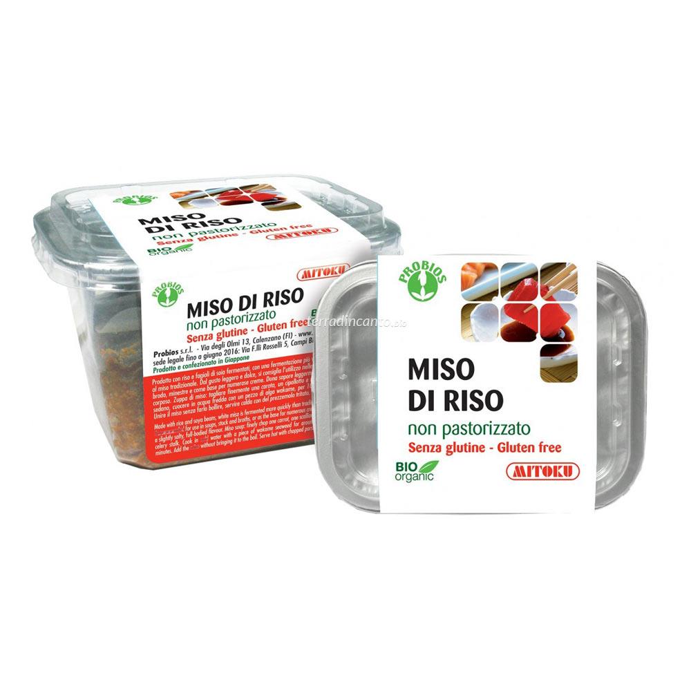 MISO DI RISO  300g  MITOKU