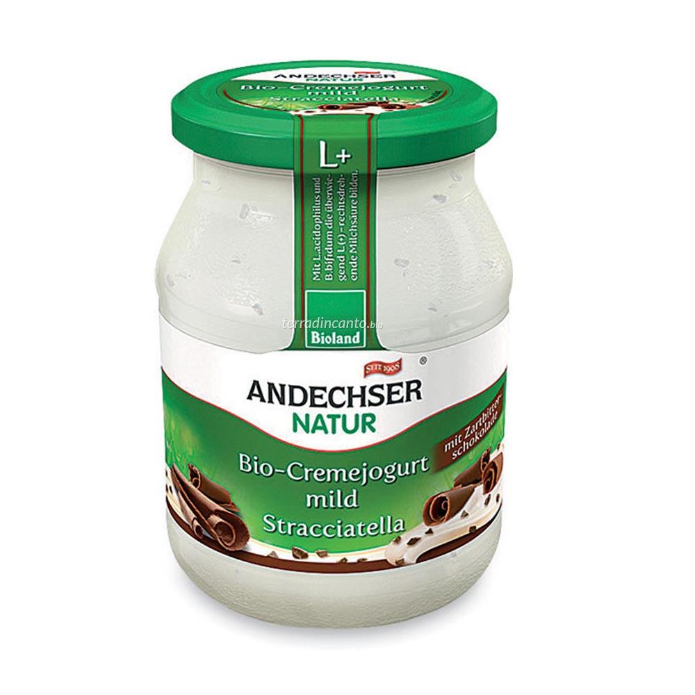 Latte fermentato stracciatella Andechser