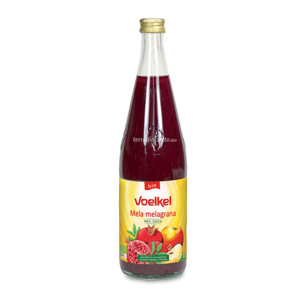 Succo di mela e melograno Voelkel