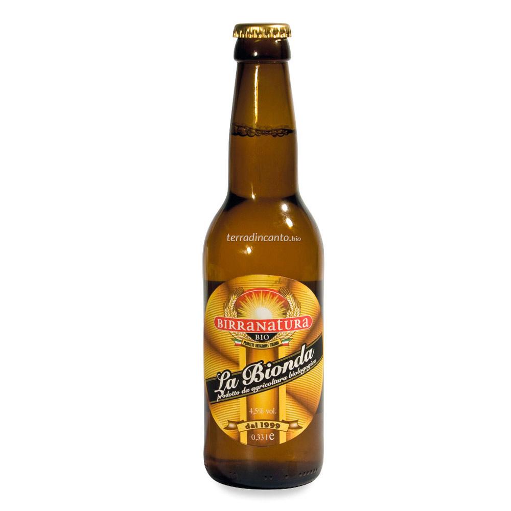 La bionda - birra artigianale italiana Birranatura