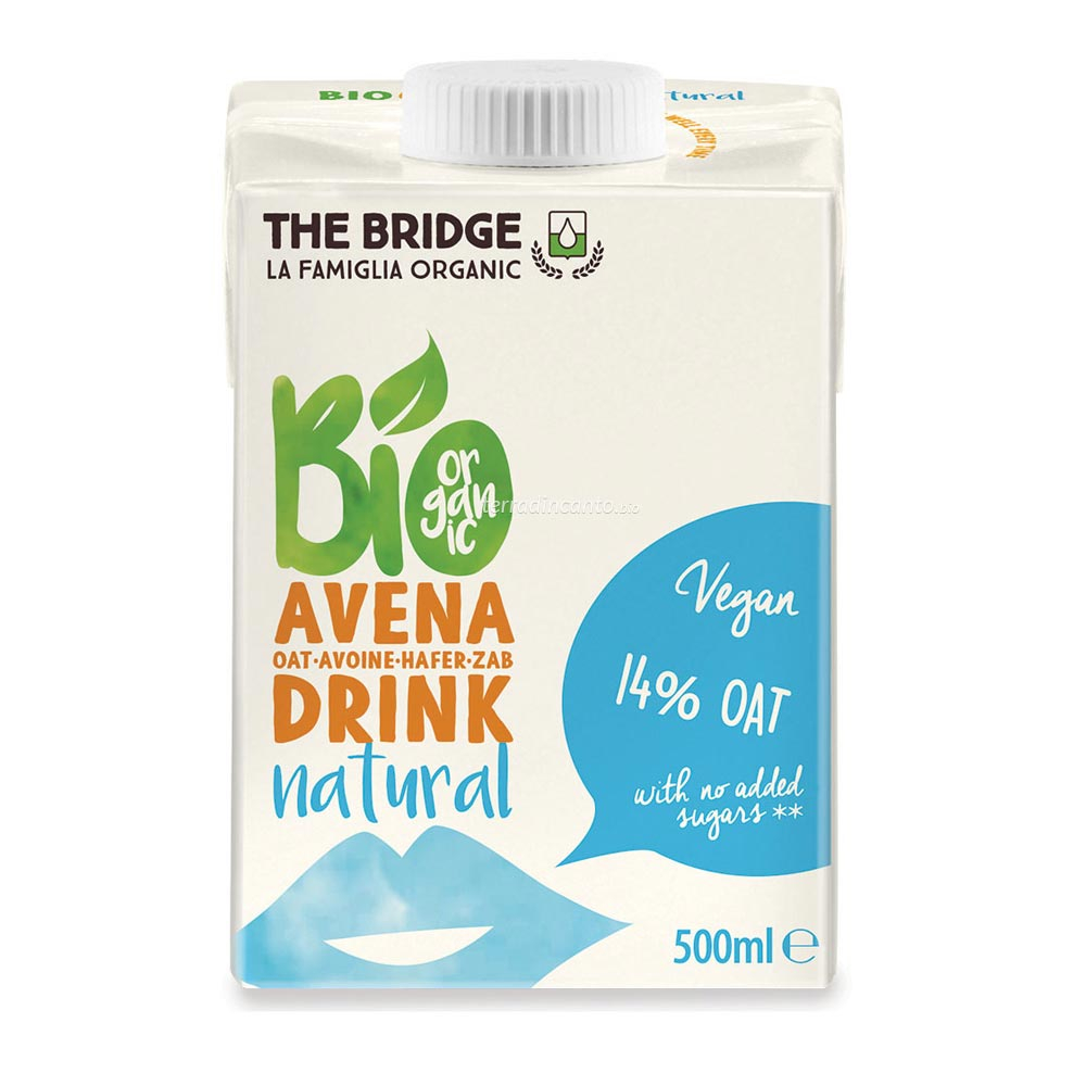 Bio avena drink The bridge