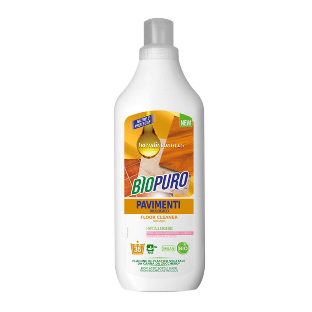 Detersivo concentrato per pavimenti (33 lavaggi) Biopuro