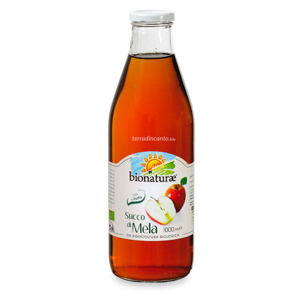 Succo di mela Bionaturae