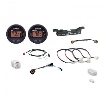Multi Function 2 Gauge Kit RD - Yamaha