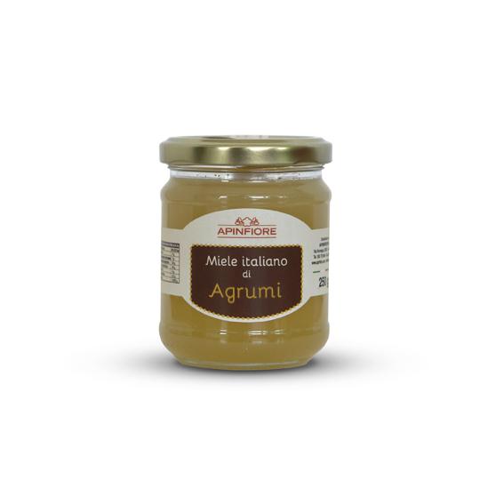 Apinfiore, Miele Italiano di Agrumi 250 gr