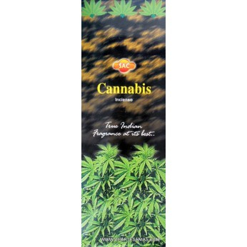 CANNABIS 20 GRS-106-198 INCENSO
