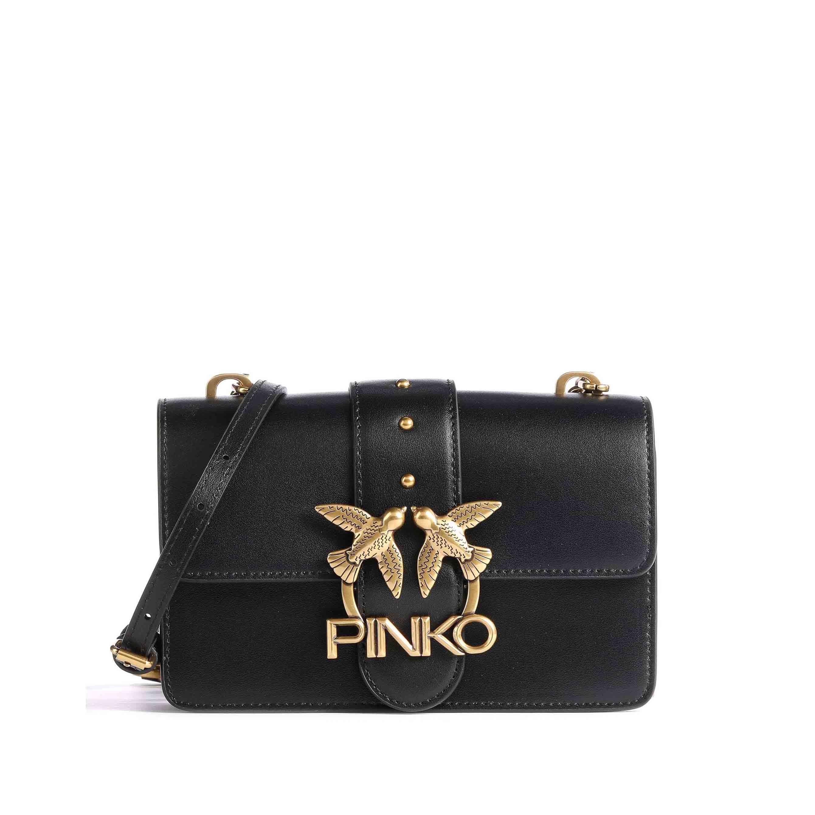 Love Mini Icon Simply 5 CL Black PINKO