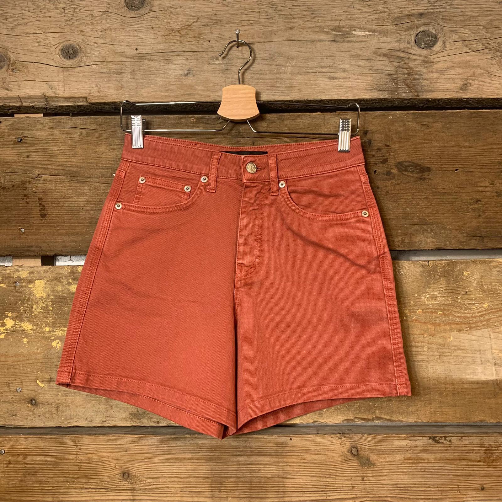 Pantaloncino Department 5 Donna Pain Jeans Cinnamon