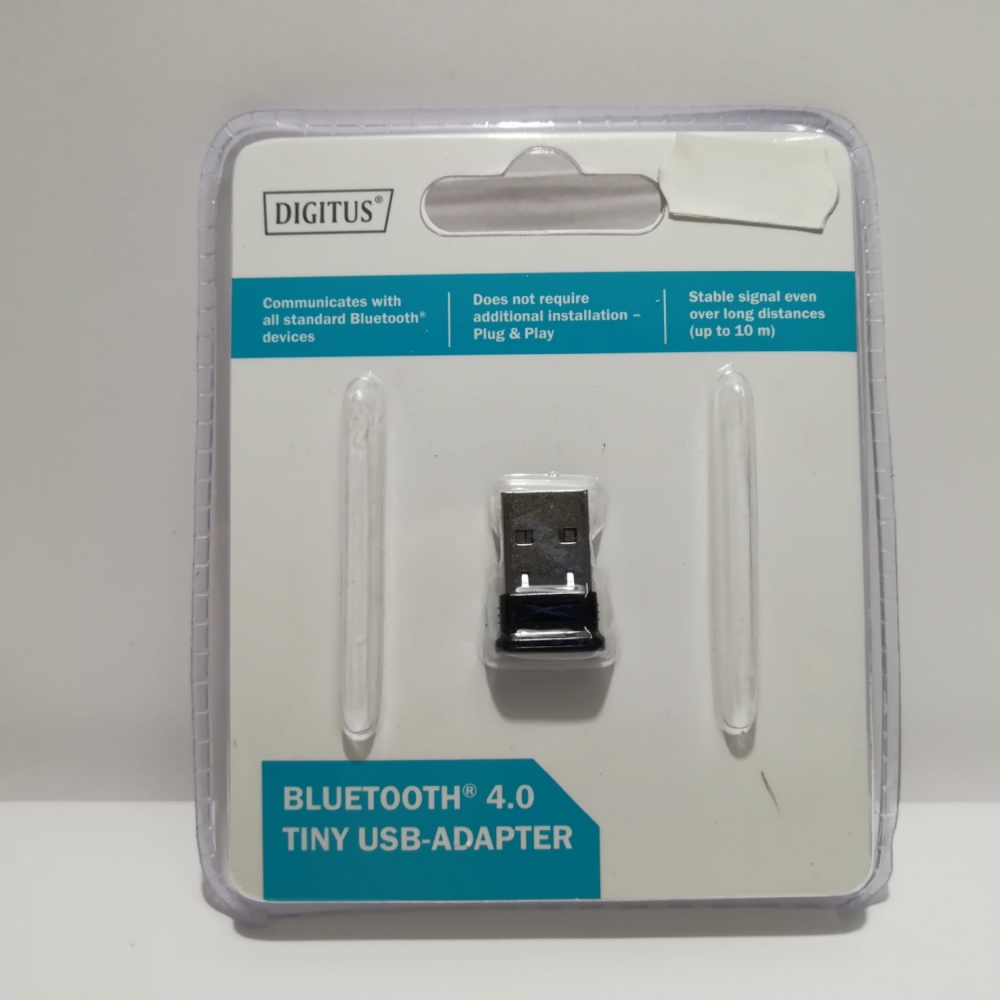 DIGITUS BLUETOOTH 4.0 TINY USB-ADAPTER