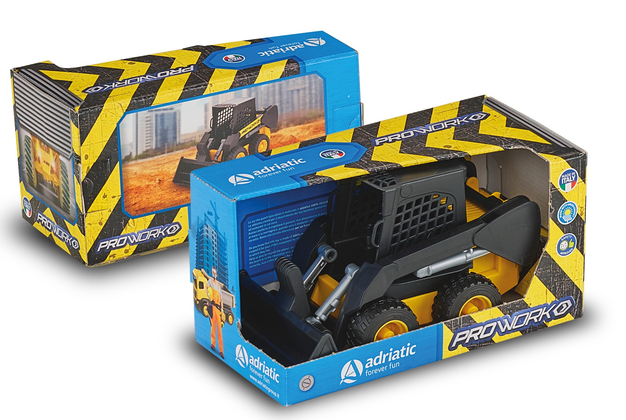 Skid NEW HOLLAND 603 ADRIATIC