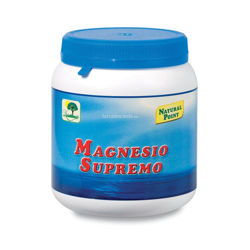 Magnesio supremo Natural point