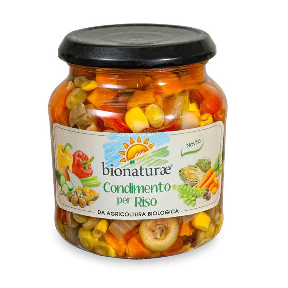 Condimento per riso Bionaturae