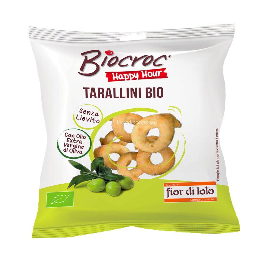 Tarallini di frumento Biocroc