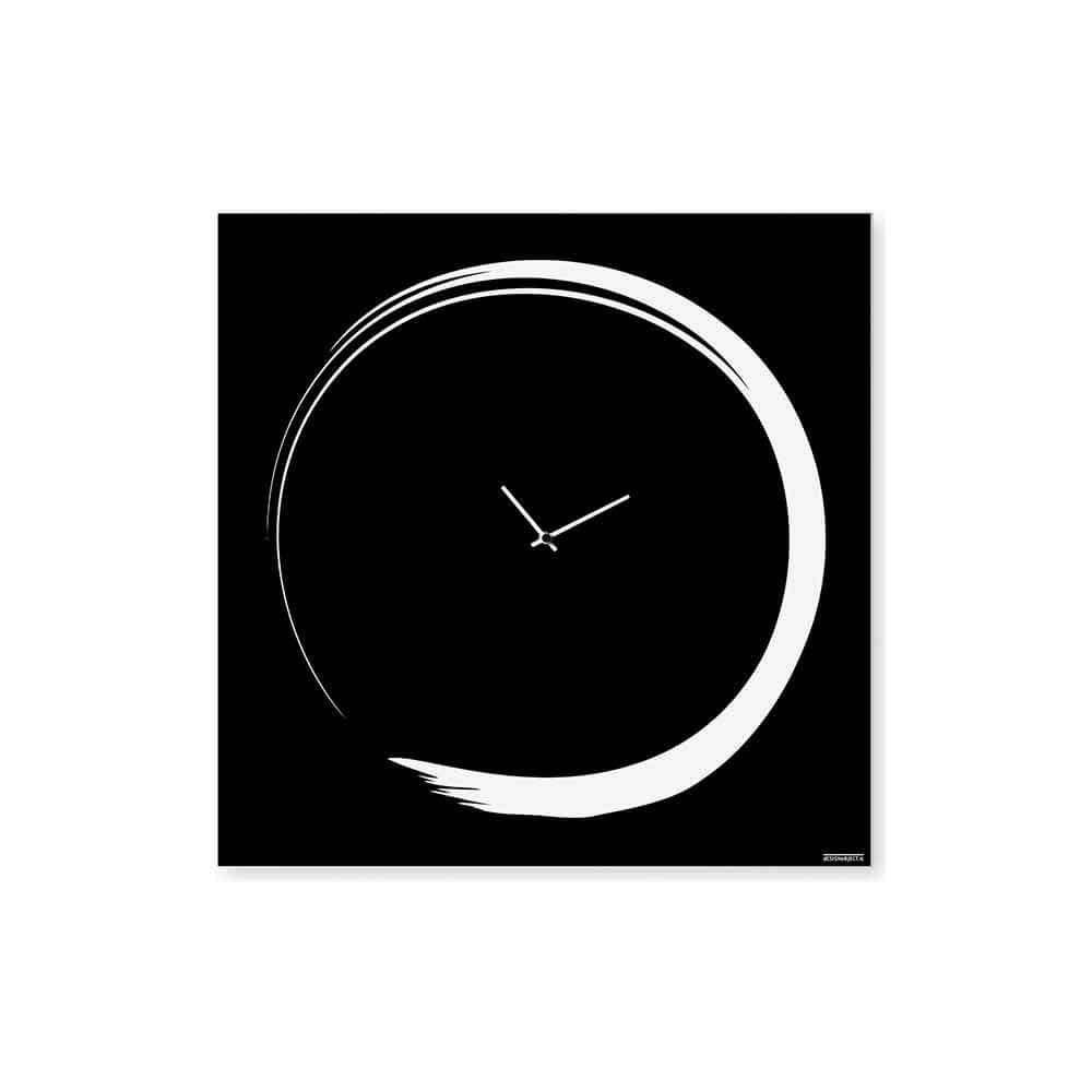 Orologio da muro Senso nero