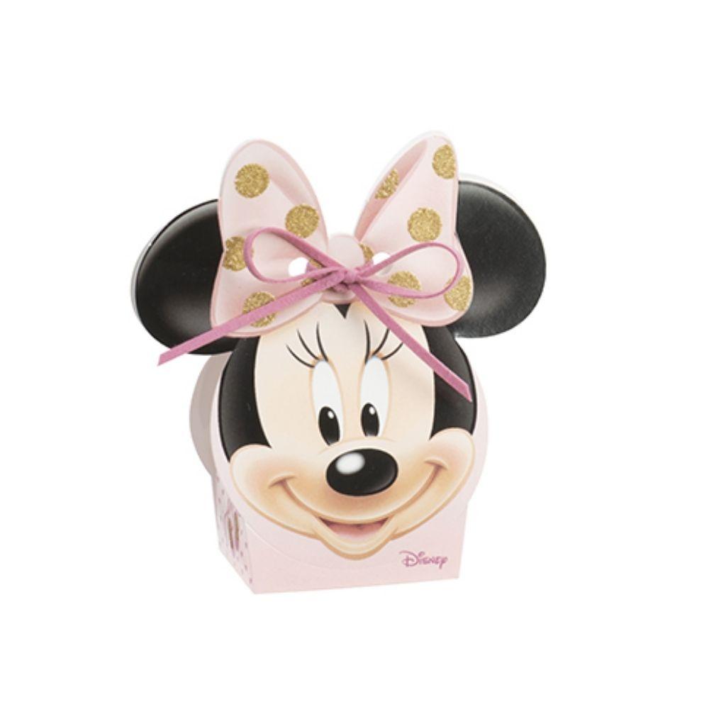 Porta confetti scatolina Minnie ballerina
