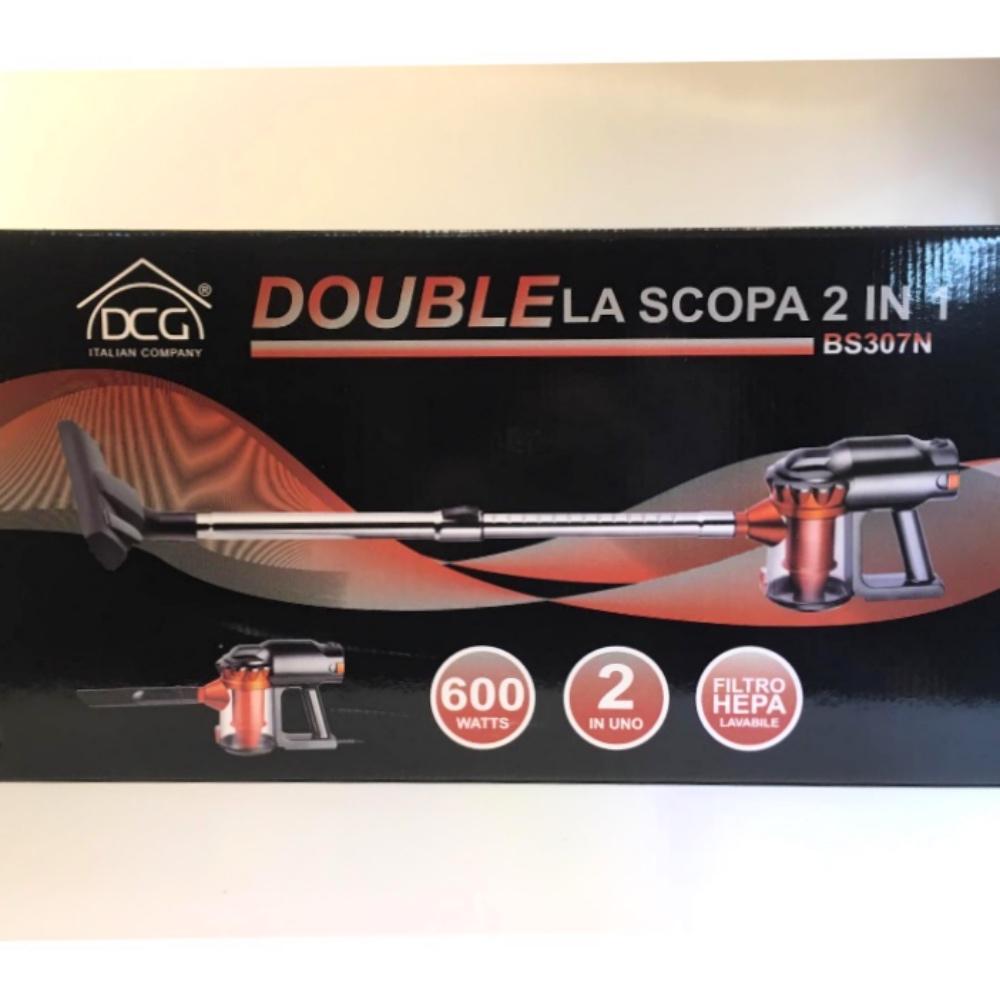 Scopa Double 2 in 1
