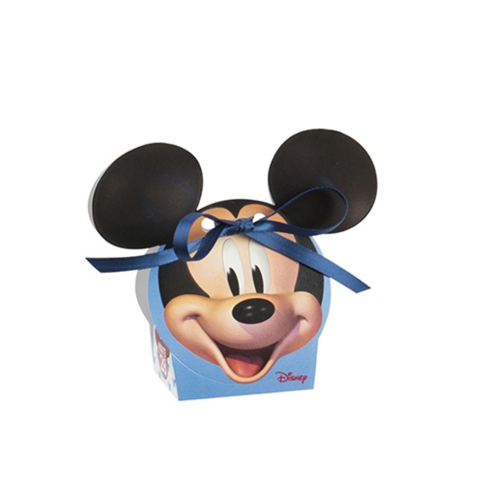 Scatolina portaconfetti Michey Mouse go auto