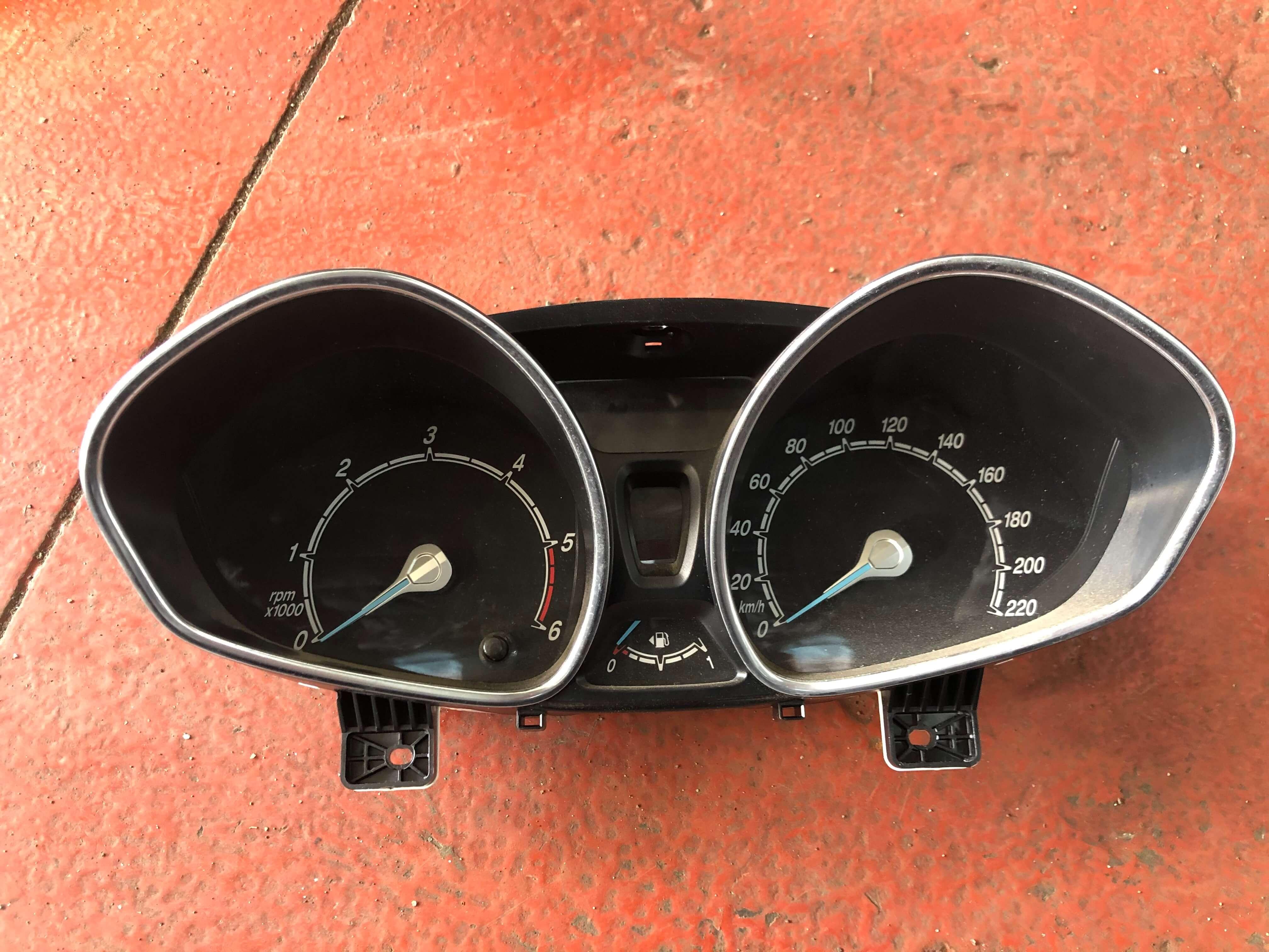 Quadro strumenti usato originale Ford B-Max 1.5 TDCI