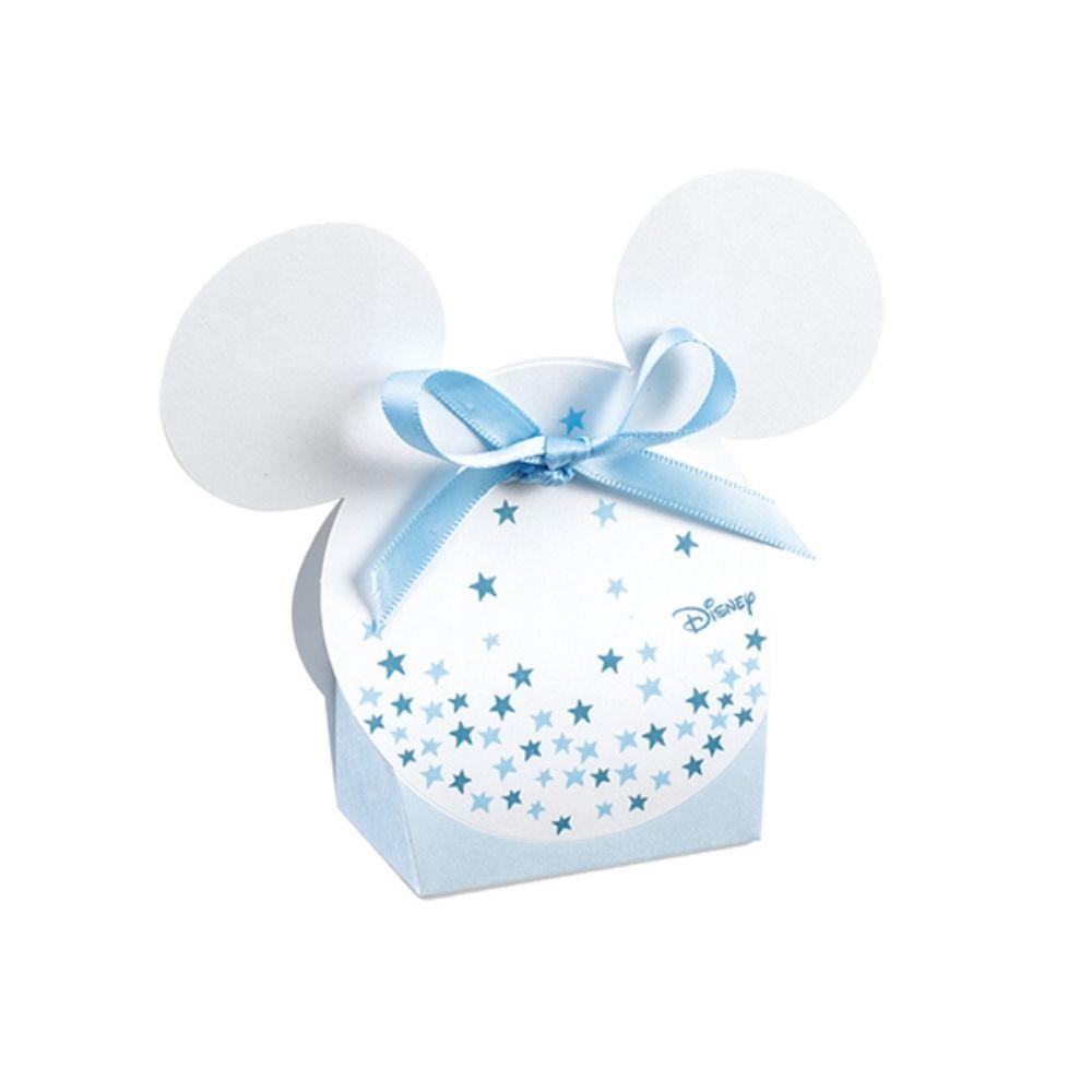Scatolina porta confetti Michey Mouse stars cielo