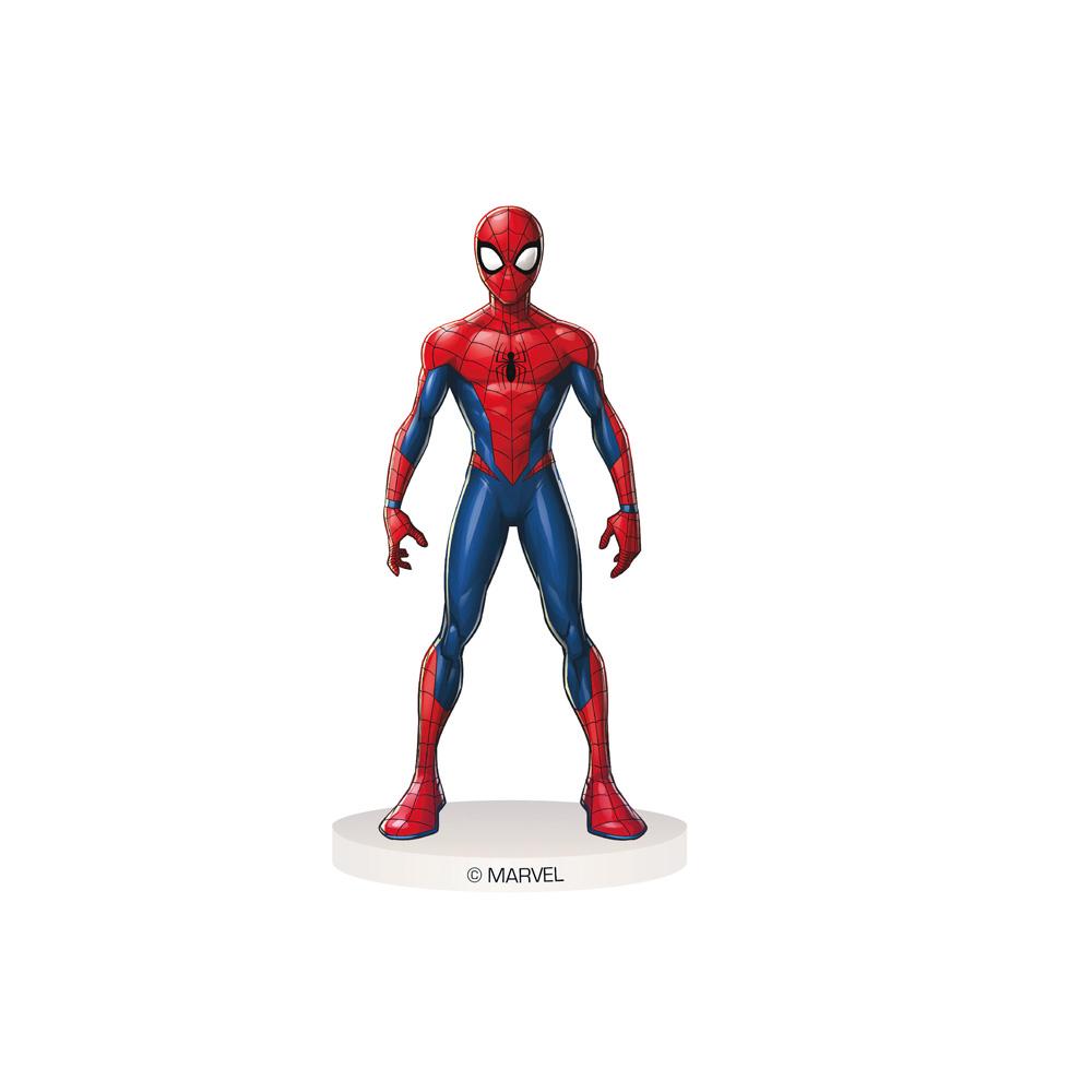 Statuina per torte Spiderman