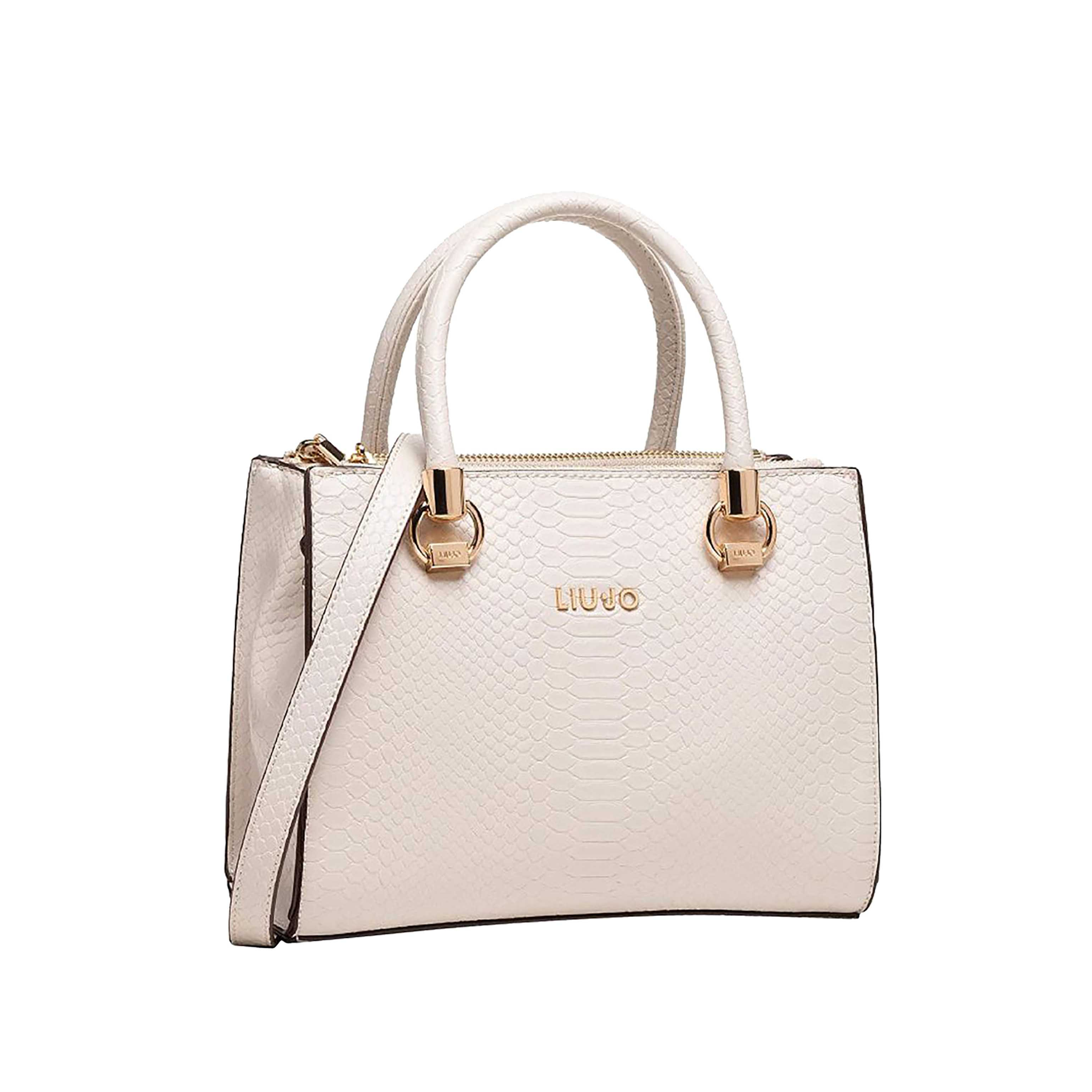 S Satchel double zip LIU JO